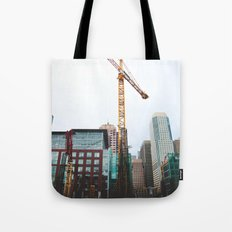 To fix is to create.  Tote Bag