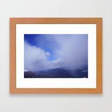 Winter Day 10 Framed Art Print