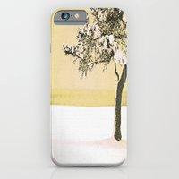 iPhone & iPod Case featuring A Winter Moment by Karol Livote