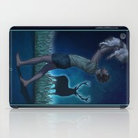 0. The Fool iPad Case