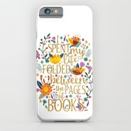 Folded Between The Pages… iPhone 6 Slim Case