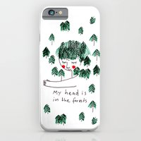 My head is in the forests iPhone 6 Slim Case