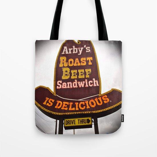 Arby's Americana Tote Bag