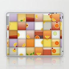 cocktail squares Laptop & iPad Skin