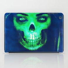 Skull Aglow iPad Case