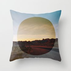 The Future.  Throw Pillow