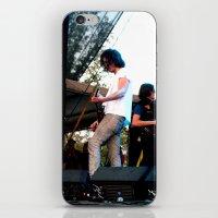 Nick Valensi - The Strok… iPhone & iPod Skin