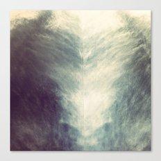 Mirrored Sky Canvas Print