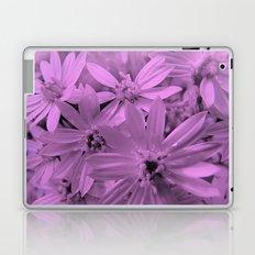 Pink Daisies Laptop & iPad Skin