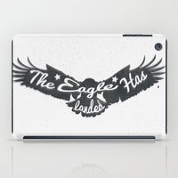 The Eagle Has Landed iPad Case