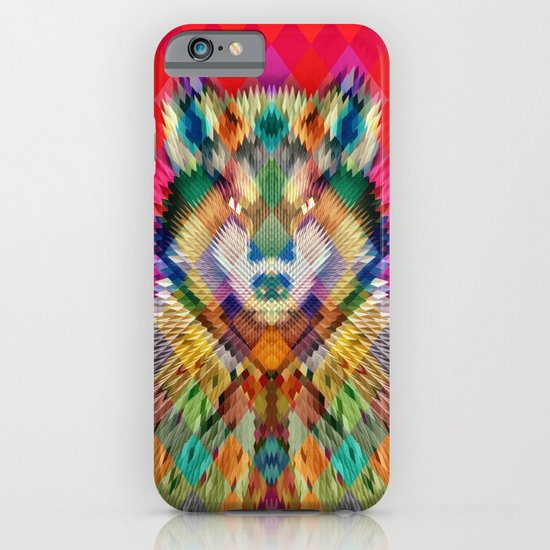 Corporate Wolf iPhone & iPod Case