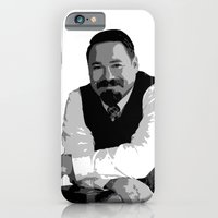 iPhone & iPod Case featuring Braxton Beauregard III by ValerieWalter