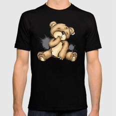 My Teddy Mens Fitted Tee Black SMALL