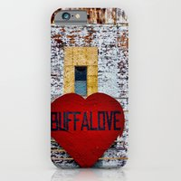 Buffalove Color iPhone 6 Slim Case