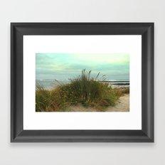 Ocean Sands Framed Art Print