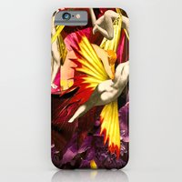 iPhone & iPod Case featuring MUSES OF SATURN by Les Lumieres