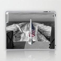 Salute B&W Laptop & iPad Skin