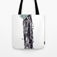 leakage Tote Bag