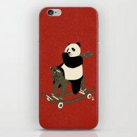Keep Rolling iPhone & iPod Skin