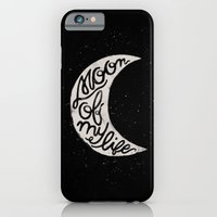 iPhone & iPod Case featuring Moon Of My Life by WEAREYAWN