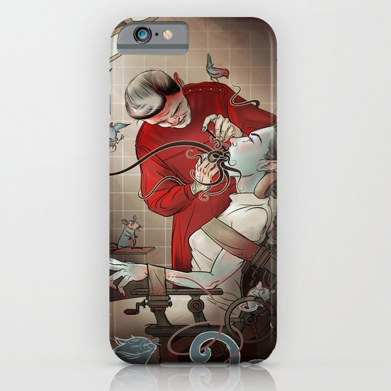 The Dentist iPhone & iPod Case