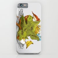 Furious Fowl iPhone 6 Slim Case