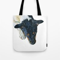 Swedish Farm Dog Tote Bag