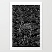 Frank Division Art Print