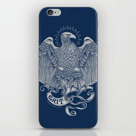 Grit Eagle iPhone & iPod Skin