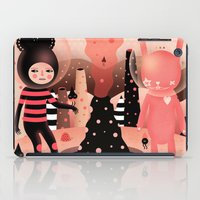 The magical mountain we shared - Muxxi X Paul Pierrot iPad Case