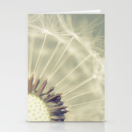When it rains Stationery Card