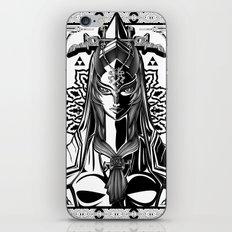 Legend of Zelda Midna the Twilight Princess Line Work iPhone & iPod Skin