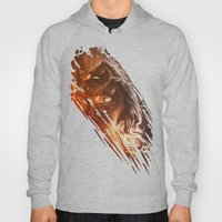 Fire with Horses Hoody
