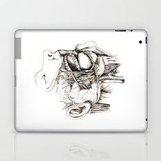 Anatomy: Study 1 Salivating Zombie Laptop & iPad Skin