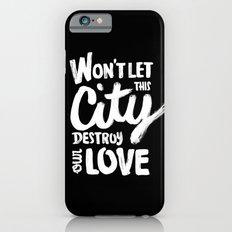 This City Slim Case iPhone 6s