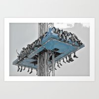 Fair Ride Art Print