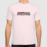 Staz Evolution III Mens Fitted Tee Light Pink SMALL