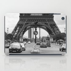Paris transport iPad Case