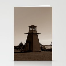 Cabot Beach Lighthouse Stationery Cards
