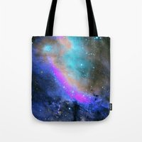 Charm Nebula Tote Bag