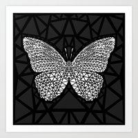 Butterfly #3 Art Print