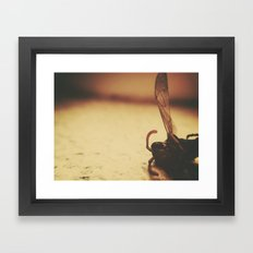 casualty Framed Art Print