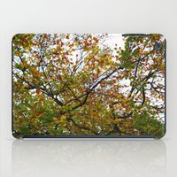 Autumn Patterns #3 iPad Case