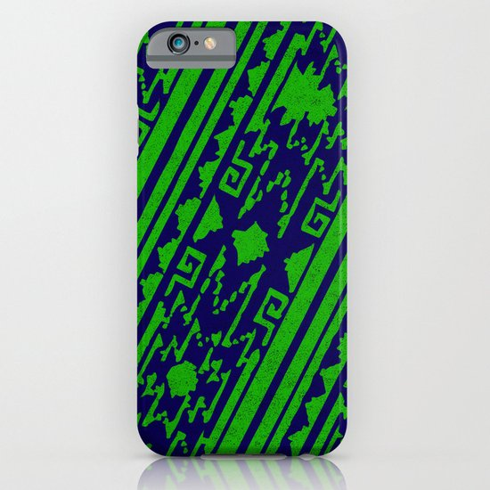 Aztec 3# iPhone & iPod Case