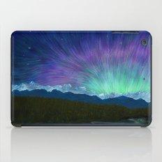 Arctic Aura - Painting iPad Case