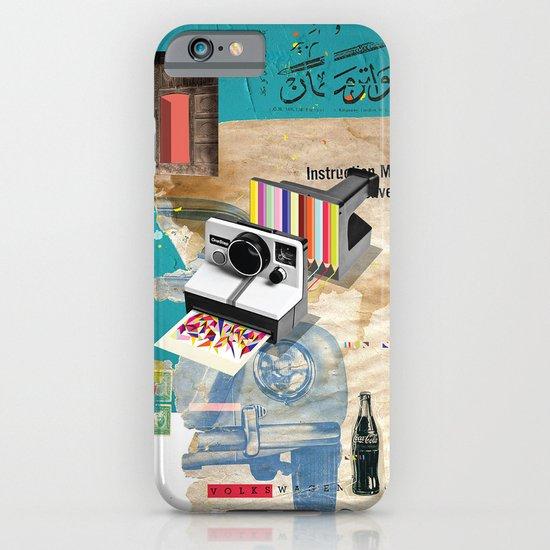 Colors In Progress iPhone & iPod Case
