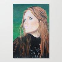 Tarja Canvas Print
