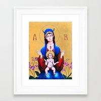 Oikos Haima  Framed Art Print