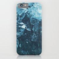 Aquamarine Gem Dreams iPhone 6 Slim Case