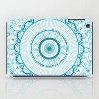 Circle  iPad Case